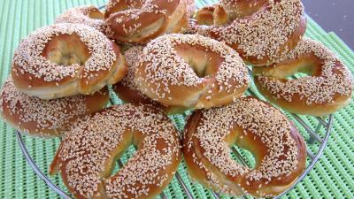 Image  Cuisine juive , Bagels