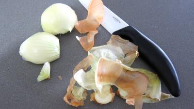 Magret au foie gras et aux brocolis - 1.2