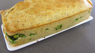 Cubes de cake aux brocolis et ricotta - 7.3
