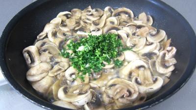 Sauce aux champignons - 4.1