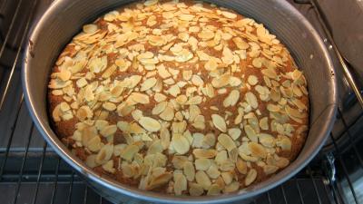 Gâteau aux amandes et aux bananes - 7.3