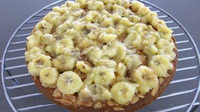 Gâteau aux amandes et aux bananes - 8.2