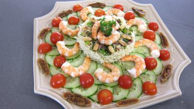 Salade de gambas - 5.3