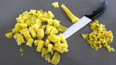 Filets mignon de porc ananas et crème de coco - 3.4
