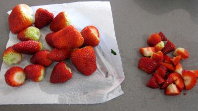 Ricotta aux fraises en tarte - 5.2