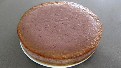 Gâteau aux fromages à la purée fraises, myrtilles, cassis Vitabio - 5.3
