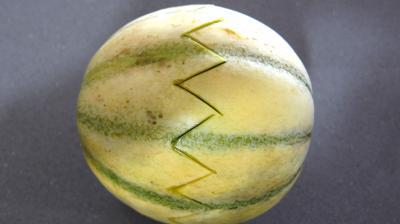 Cocktails perles de melon au porto - 1.2
