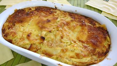Recette Lasagnes au jambon