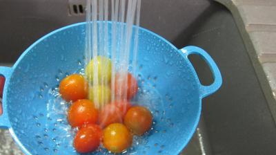Couscous, légumes, fines herbes et gambas - 2.1
