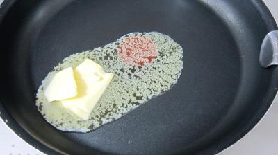Roulades de saumon fumé et sa salade - 2.3