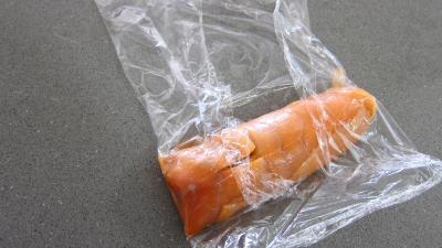 Roulades de saumon fumé et sa salade - 4.2