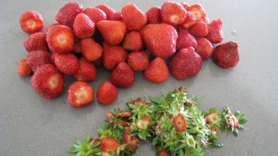 Whoopie pies aux fraises - 2.2