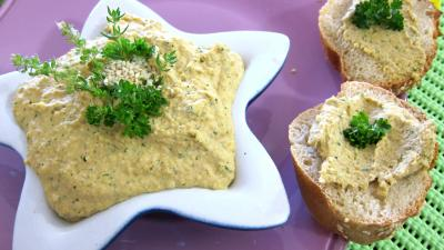 Photo : houmous