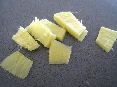 Sauce au gingembre et au madère - 1.2