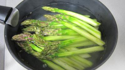 Ballotins d'asperges, d'haricots beurre et carottes - 3.3