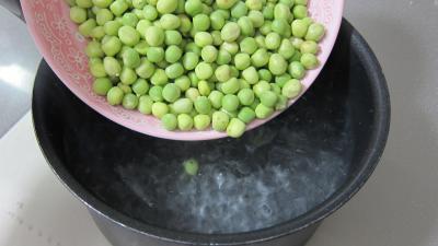 Frittata aux pommes de terre et petits pois - 3.2
