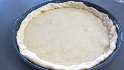 Pizza à l'oseille et aux haricots beurre - 5.3