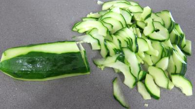 Salade haricots beurre du jardin - 4.1
