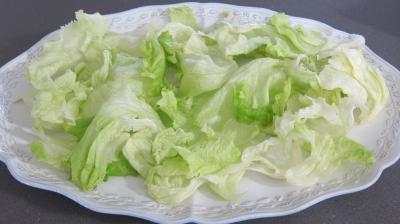 Salade haricots beurre du jardin - 6.3