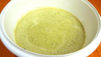 Crème de courgette en amuse-bouche - 10.3