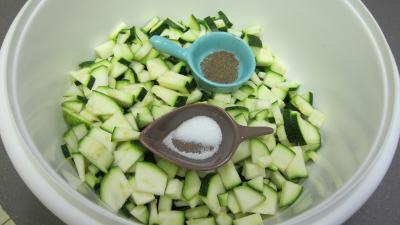 Potage aux courgettes - 8.3