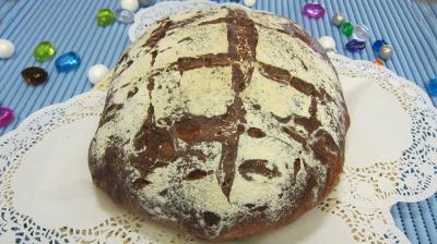 Recette Le pain de gluten