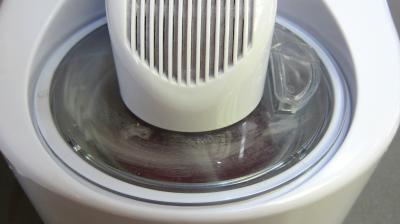 Crème glacée aux fruits rouges - 7.4