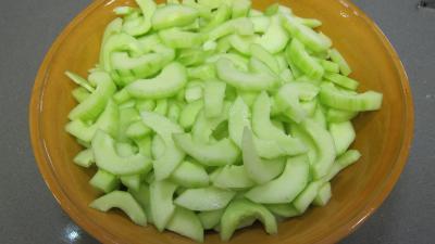 Gazpacho andalou aux poivrons verts - 2.1