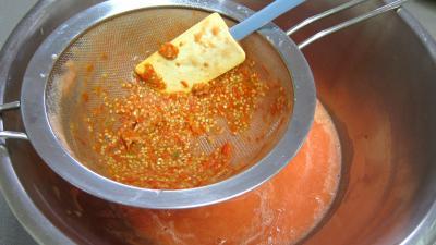 Gazpacho andalou aux poivrons verts - 6.4