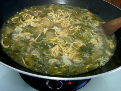 Soupe de boeuf et nouilles façon chinoise - 7.4