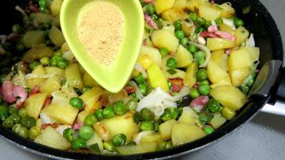 Pommes de terre à la sauce blanche - 4.4