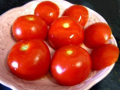 Tomates farcies au tofu - 2.1