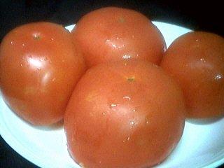 Tomates farcies au jambon - 2.3
