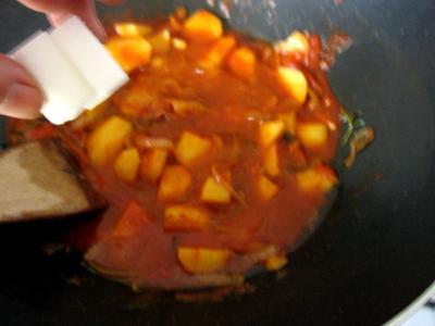 Epaule de veau aux haricots noirs - 11.2