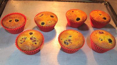 Cupcakes aux nashis et mûres - 6.4