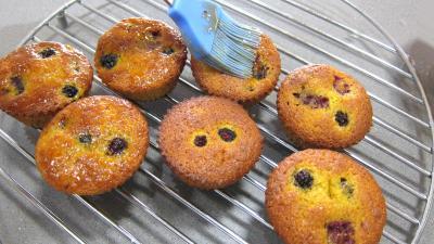 Cupcakes aux nashis et mûres - 7.2
