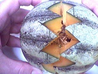 Salade de melon aux graines de sésame - 2.2