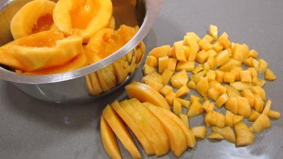 Confiture de melons - 1.2