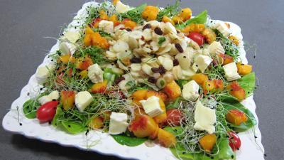 Topinambours en salade - 4.1