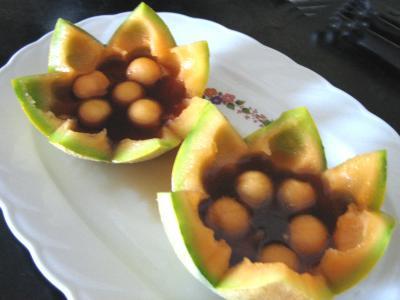 Cocktail de melon au Marsala - 5.1