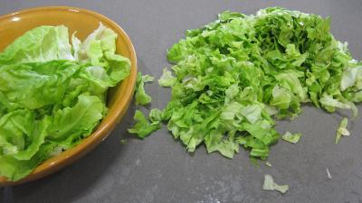 Conserve de ragoût de blettes et d'oseille au basilic - 3.2
