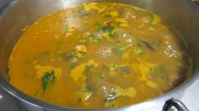 Conserve de ragoût de blettes et d'oseille au basilic - 9.3