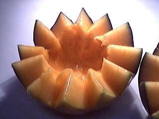 Melons en blanquette - 7.2