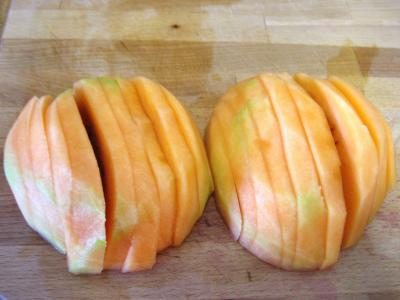 Salade de melon meringuée - 5.1