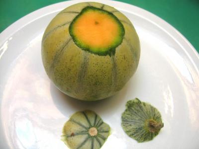 Salade de melon aux graines de tournesol - 4.2