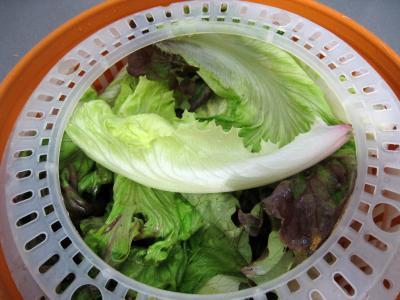 Salade de melon aux graines de tournesol - 2.3