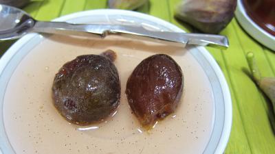 Figues confites aux épices - 7.4