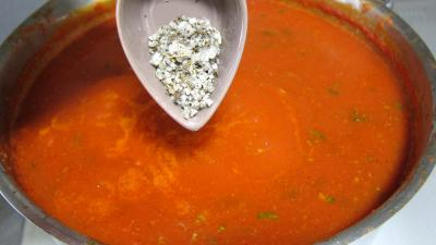 Conserve de sauce tomate à la bolognaise - 7.2