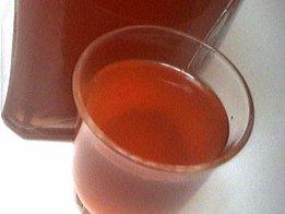 Recette Verre de liqueur de figues