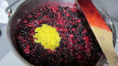 Confiture de fruits rouges - 2.2